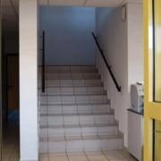 Contremarche escalier