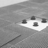 Caillebotis antidérapant en composite GRP